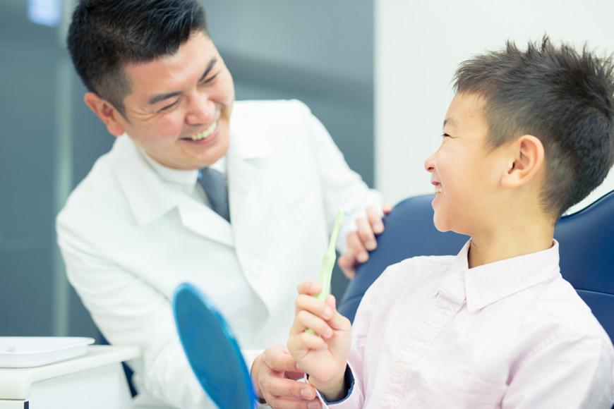 大きな笑顔をつくる矯正歯科。