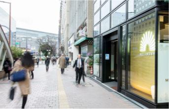 博多駅から徒歩3分利便性の高い立地